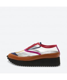 VISUEL - Azurée - Women's shoes made in France