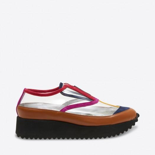 VISUEL - Azurée - Women's shoes made in France