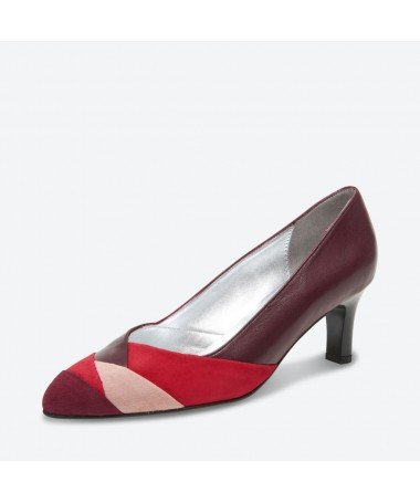 EBUS - Azurée - Women's shoes made in France