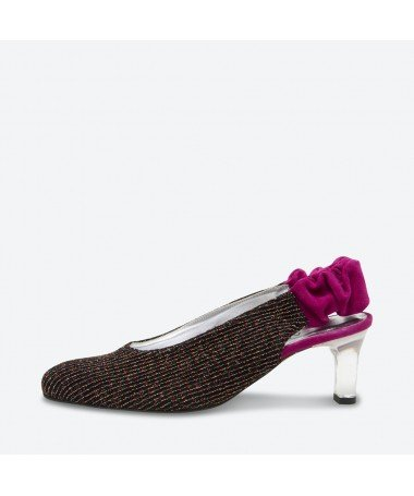 RAVI - Azurée - Women's shoes made in France