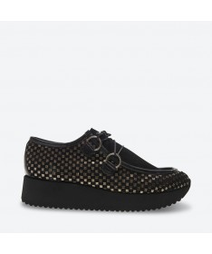 VIZIR - Azurée - Women's shoes made in France