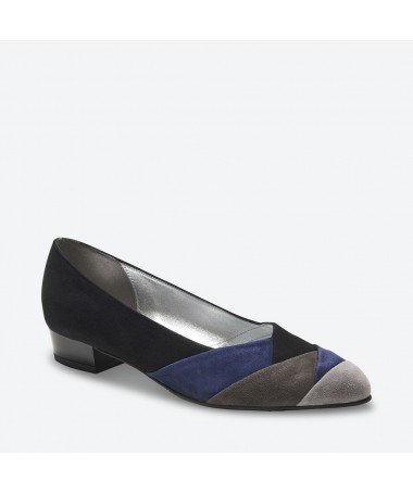 BALI - Azurée - Women's shoes made in France