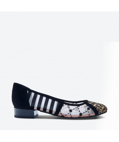 BATOLI - Azurée - Women's shoes made in France