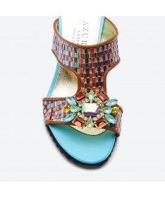 FEFE - Azurée - Women's shoes made in France