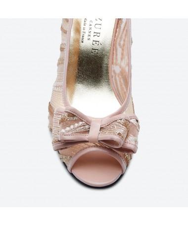 KAVARI - Azurée - Women's shoes made in France