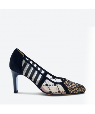 KOTO - Azurée - Women's shoes made in France