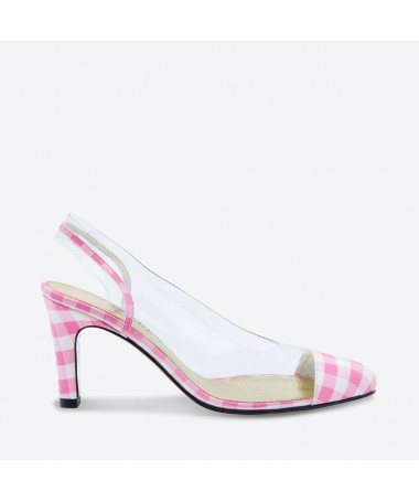 LARAOU - Azurée - Women's shoes made in France