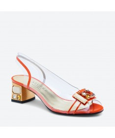 MAJE - Azurée - Women's shoes made in France