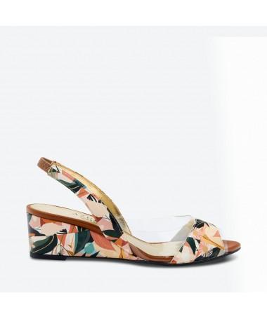 MAJON - Azurée - Women's shoes made in France