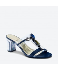 MAKI - Azurée - Women's shoes made in France