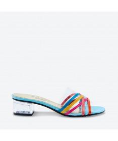 MALIEN - Azurée - Women's shoes made in France
