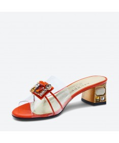 MANOI - Azurée - Women's shoes made in France