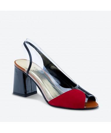 MAPOU - Azurée - Women's shoes made in France