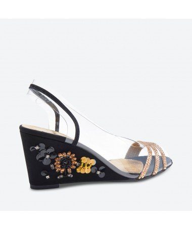 MAPOLI - Azurée - Women's shoes made in France