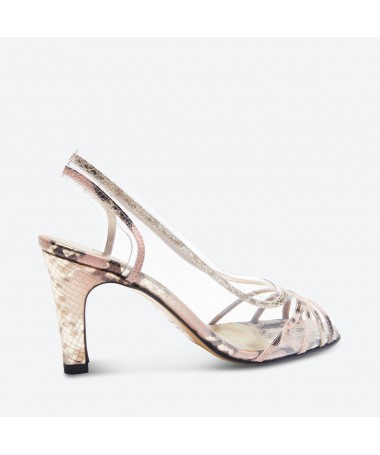 MADARI - Azurée - Women's shoes made in France