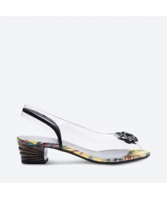NASAR - Azurée - Women's shoes made in France