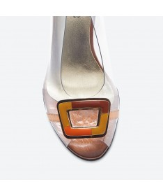 MANGO - Azurée - Women's shoes made in France