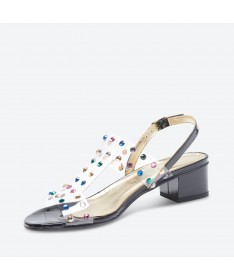 MAYAR - Azurée - Women's shoes made in France
