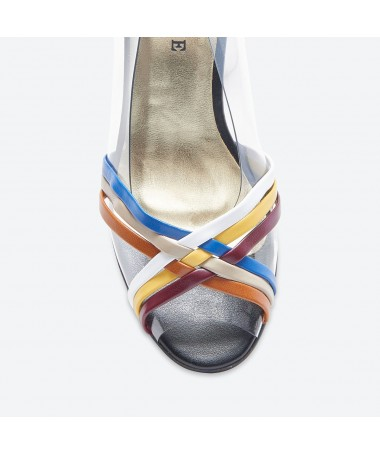 MALTI - Azurée - Women's shoes made in France