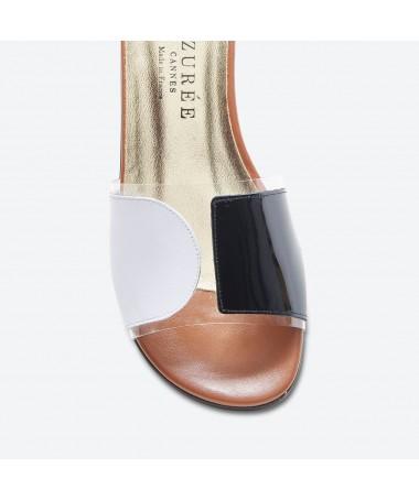MALDO - Azurée - Women's shoes made in France
