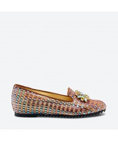 VACOLI - Azurée - Women's shoes made in France