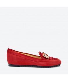 VOTARA - Azurée - Women's shoes made in France