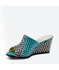 FARA - Azurée - Women's shoes made in France