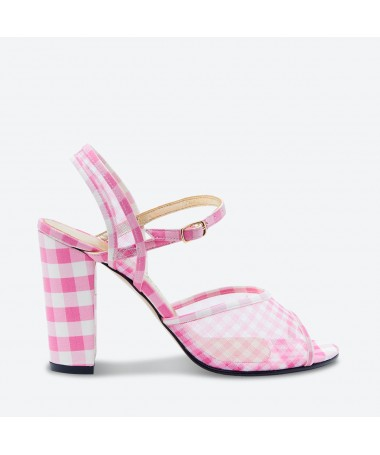 KAMBA - Azurée - Women's shoes made in France