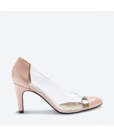 LADINO - Azurée - Women's shoes made in France