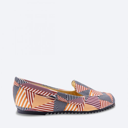 VAMI0 - Azurée - Women's shoes made in France