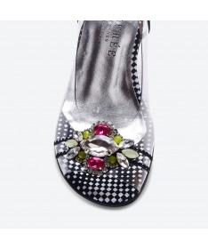 SANDALE NIPSI pour femme - Azurée - Made in France