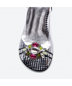 NIPSI - Azurée - Women's shoes made in France
