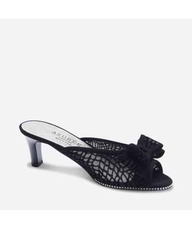 MULE KOURI pour femme - Azurée - Made in France