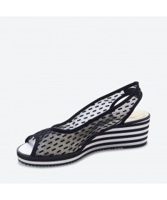 KONC - Azurée - Women's shoes made in France