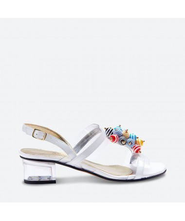 MALICE - Azurée - Women's shoes made in France