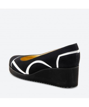 RACITA - Azurée - Women's shoes made in France
