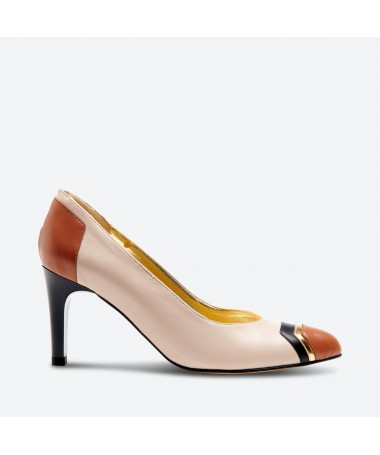 RAMULI - Azurée - Women's shoes made in France