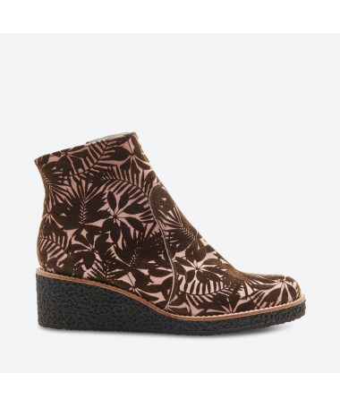 TANKER - Azurée - Women's shoes made in France