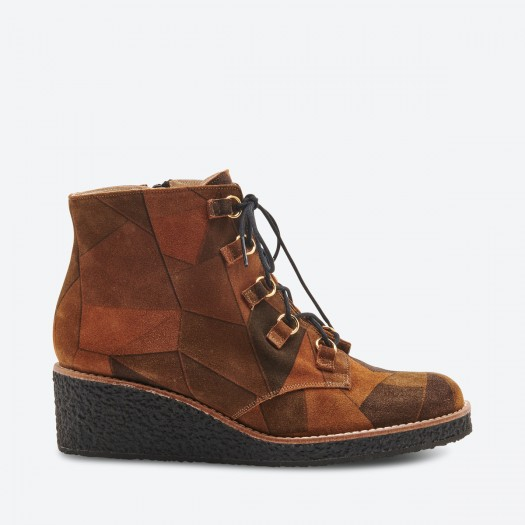TELA - Azurée - Women's shoes made in France