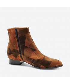 TENOR - Azurée - Women's shoes made in France