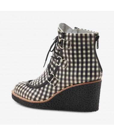 TEROU - Azurée - Women's shoes made in France