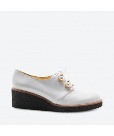 VARIO - Azurée - Women's shoes made in France