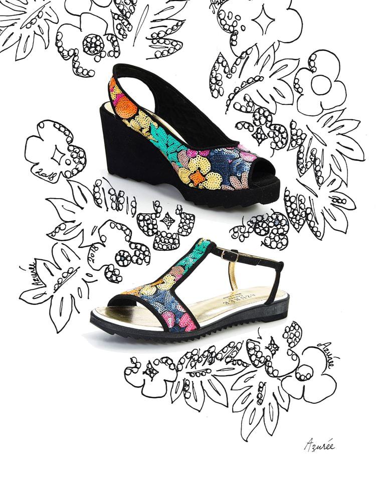La chaussure pour femme : une véritable œuvre d'art