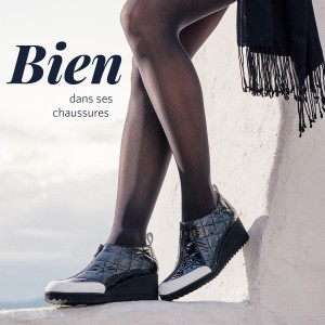 Azurée, des chaussures élégantes pour la ville