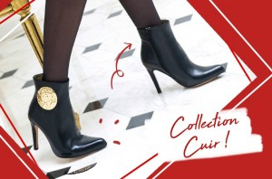 Chic, chausse, cuir…